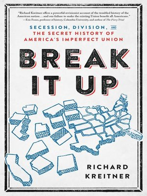 cover image of Break It Up