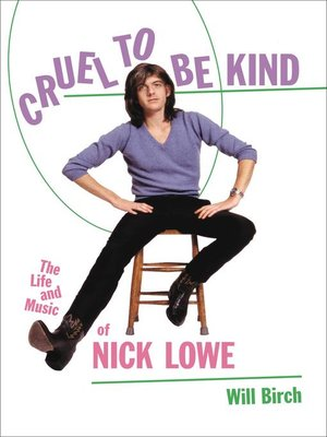cover image of Cruel to Be Kind