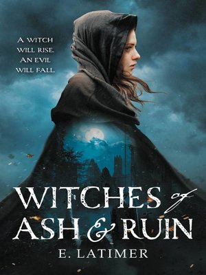 cover image of Witches of Ash and Ruin