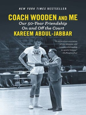 cover image of Coach Wooden and Me