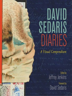 cover image of David Sedaris Diaries