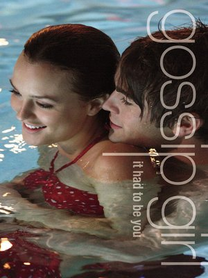 gossip girl book series free