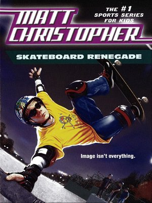 cover image of Skateboard Renegade