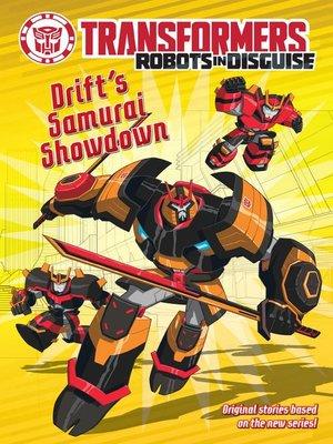 cover image of Drift's Samurai Showdown