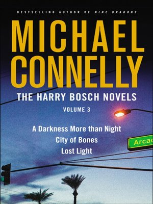 cover image of The Harry Bosch Novels, Volume 3