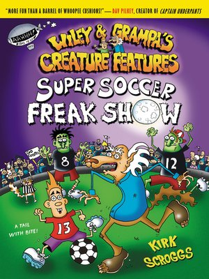 cover image of Super Soccer Freak Show
