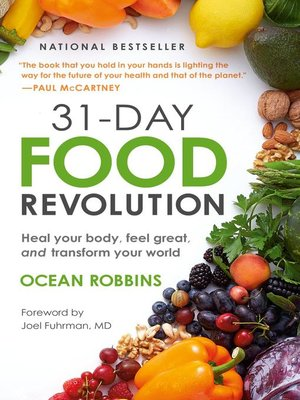 cover image of 31-Day Food Revolution