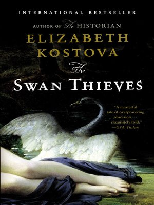 cover image of The Swan Thieves