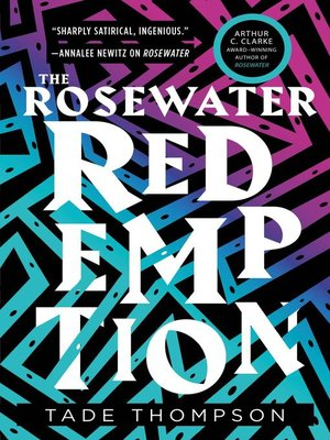 cover image of The Rosewater Redemption