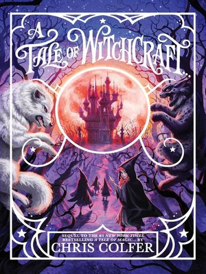 cover image of A Tale of Witchcraft...
