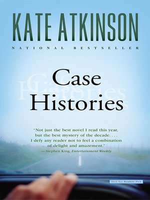 Cover image for Case Histories