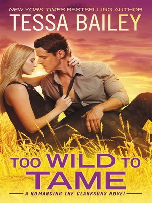 cover image of Too Wild to Tame