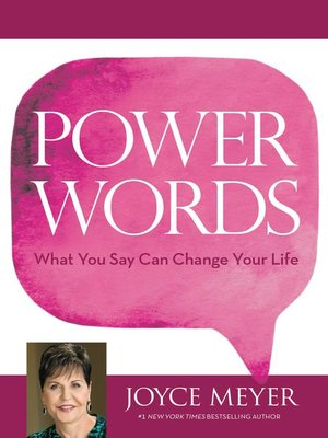 cover image of Power Words