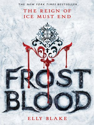 cover image of Frostblood