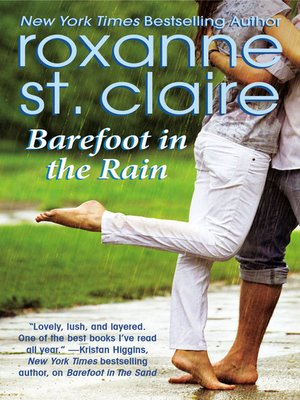 cover image of Barefoot in the Rain