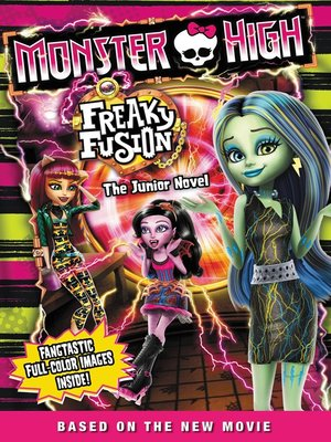cover image of Freaky Fusion