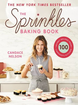 cover image of The Sprinkles Baking Book