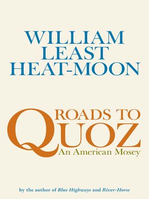 cover image of Roads to Quoz