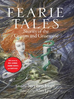 cover image of Fearie Tales