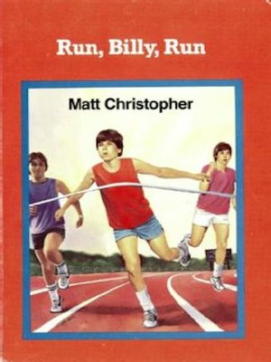 cover image of Run, Billy, Run