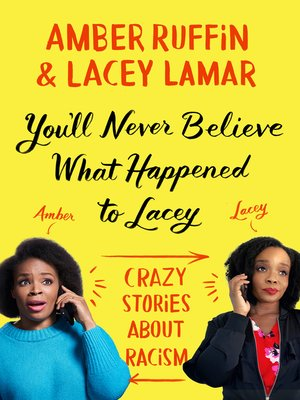 cover image of You'll Never Believe What Happened to Lacey