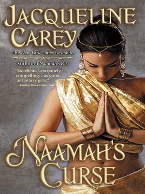 cover image of Naamah's Curse
