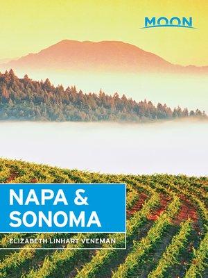 cover image of Moon Napa & Sonoma