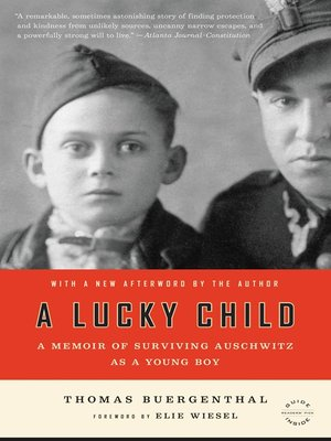 cover image of A Lucky Child
