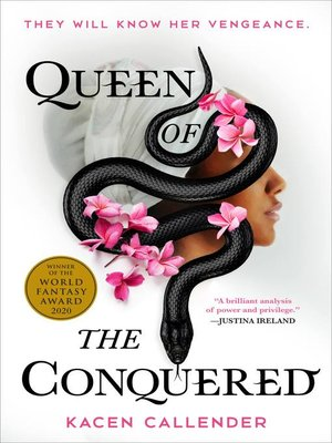 cover image of Queen of the Conquered