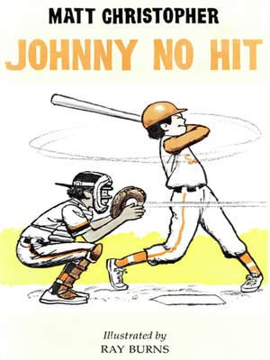 cover image of Johnny No Hit