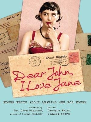 cover image of Dear John, I Love Jane