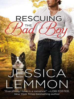 cover image of Rescuing the Bad Boy