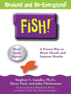 cover image of Fish!