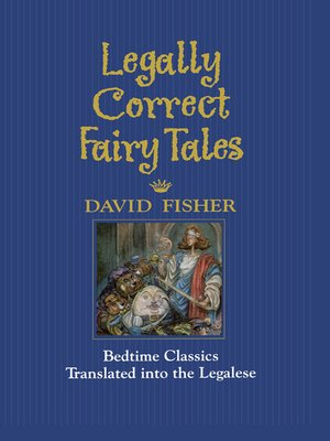 cover image of Legally Correct Fairy Tales