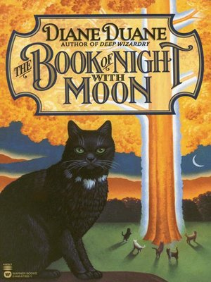 cover image of The Book of Night with Moon