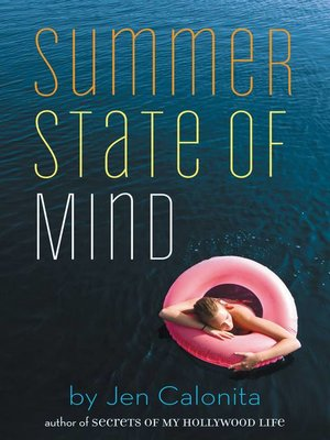 cover image of Summer State of Mind