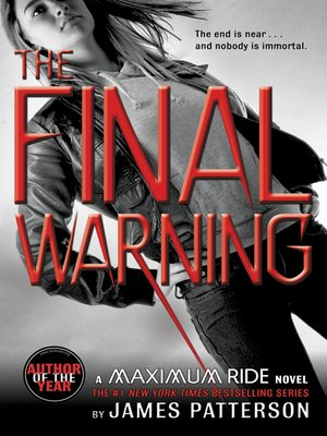The Final Warning by James Patterson