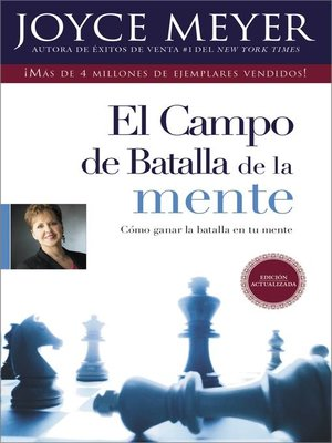 cover image of El Campo de Batalla de la Mente