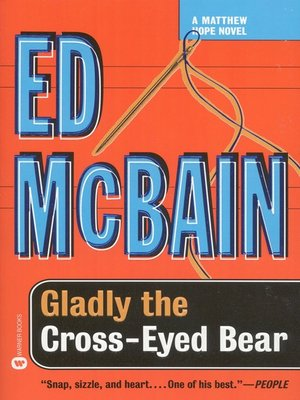 cover image of Gladly the Cross-Eyed Bear
