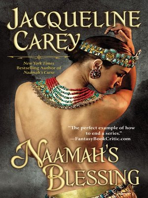 cover image of Naamah's Blessing