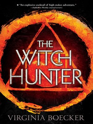 cover image of The Witch Hunter
