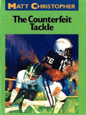 cover image of The Counterfeit Tackle