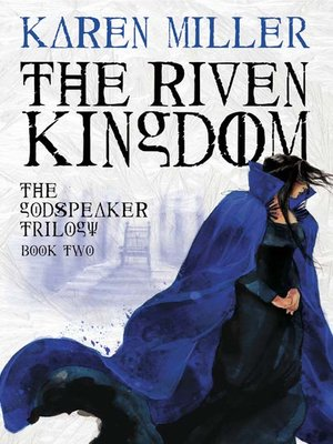 cover image of The Riven Kingdom