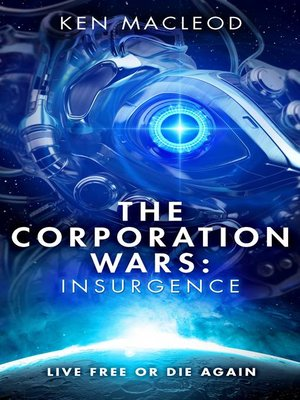 cover image of The Corporation Wars