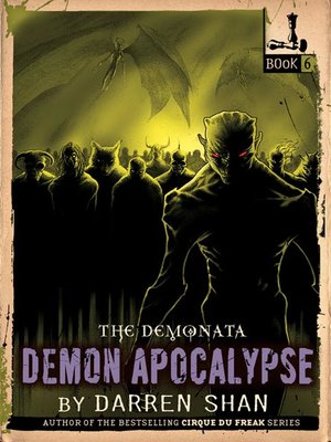 cover image of Demon Apocalypse