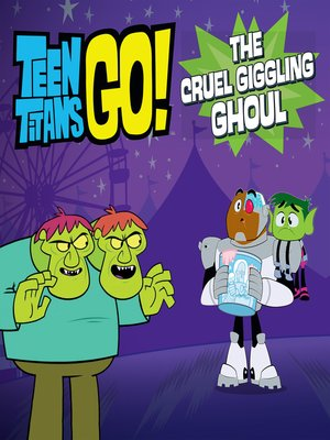 cover image of The Cruel Giggling Ghoul