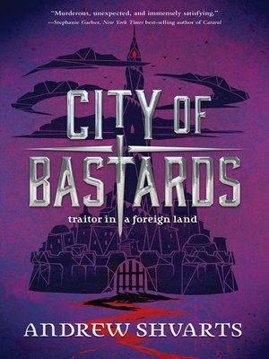 cover image of City of Bastards