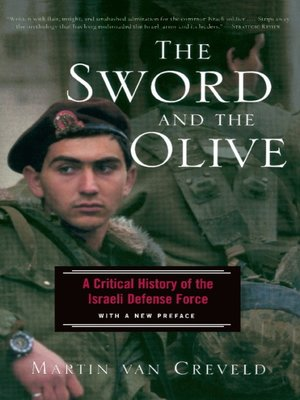 cover image of The Sword and the Olive