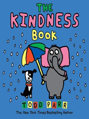 cover image of The Kindness Book