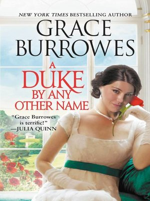 cover image of A Duke by Any Other Name